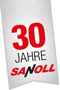 seit über 25 Jahren Sanoll