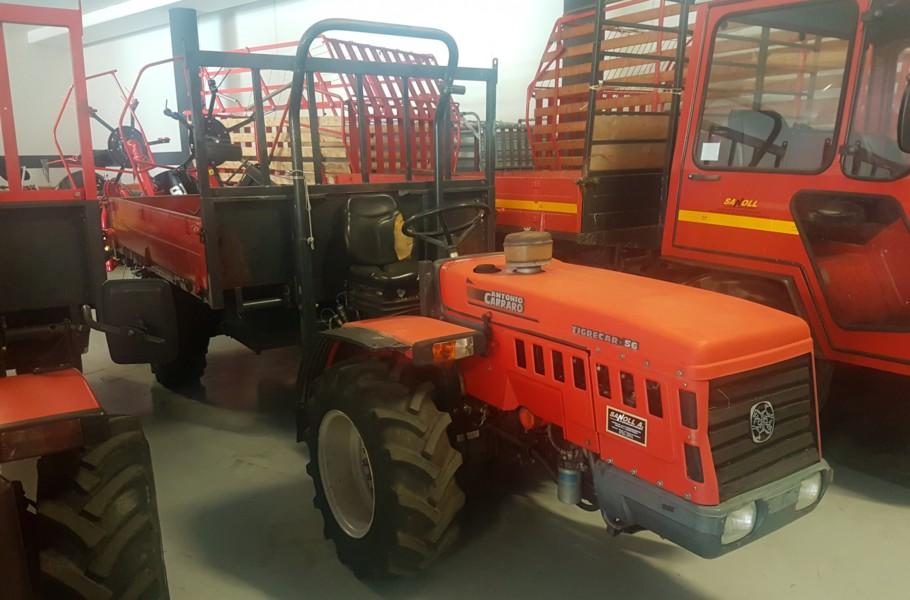 trattori antonio carraro trx 9400 usati